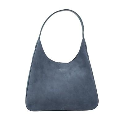 ケイト・スペード ニューヨーク KATE SPADE New York ハンドバッグ ブルーグレー 牛革 100% / ポリウレタン ハンドバッグ