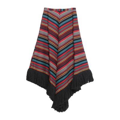 LUCILLE 7分丈スカート レッド 40 バージンウール 86% / ナイロン 14% 7分丈スカート