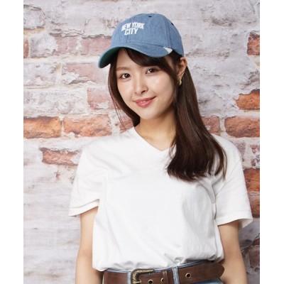 おしゃれスタ / ニューヨークシティキャップ WOMEN 帽子 > キャップ