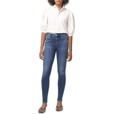シチズンズ オブ ヒューマニティ レディース デニムパンツ ボトムス Rocket in Story Mid-Rise Skinny Jeans