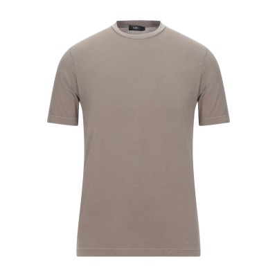 SUITE 191 T シャツ カーキ 46 コットン 93% / ポリウレタン 7% T シャツ