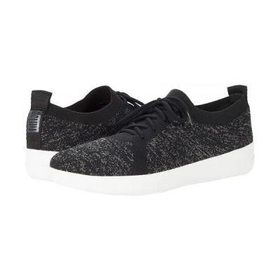 FitFlop フィットフロップ レディース 女性用 シューズ 靴 スニーカー 運動靴 F-Sporty Uberknit Sneakers - Black 2