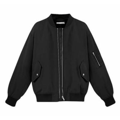 L-4XL ジャケット コート ファッション カジュアル レディース  秋 トップス 着回し 長袖  ジャケット  アウター 薄手 大人