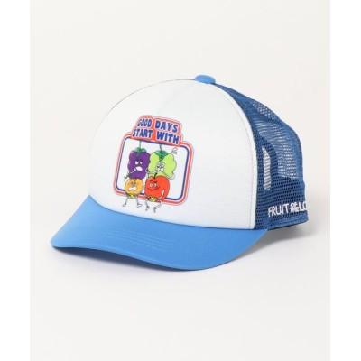 FRUIT OF THE LOOM / KIDS MESH CAP KIDS 帽子 > キャップ