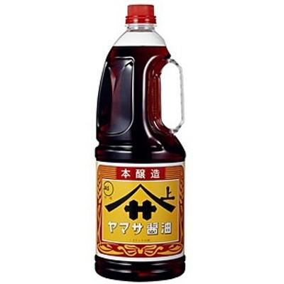 ヤマサ 濃口醤油 ペット 1.8L【イージャパンモール】
