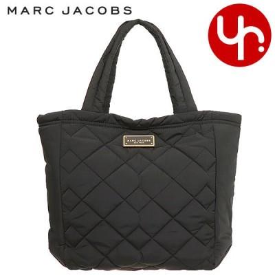 マークジェイコブス Marc Jacobs バッグ トートバッグ M0011322 ブラック キルテッド ナイロン トート アウトレット レディース