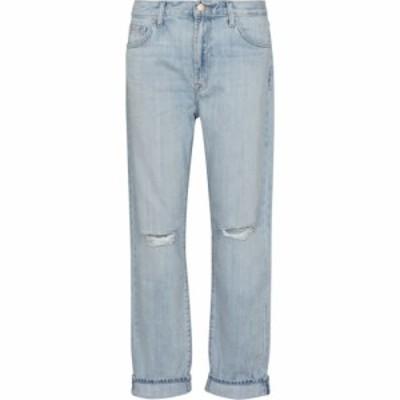 ジェイ ブランド J Brand レディース ジーンズ・デニム ボトムス・パンツ Tate mid-rise boyfriend jeans Statis Destruct
