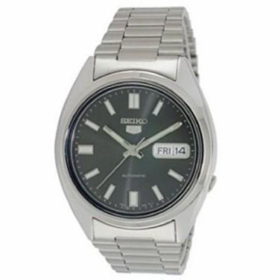[セイコーimport]SEIKO 腕時計 ウォッチ 自動巻き 機械式 カレンダー SNXS7(中古品)