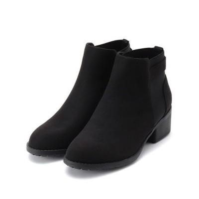 ブーツ 【抗菌防臭】ゴアラウンドトゥショートブーツ