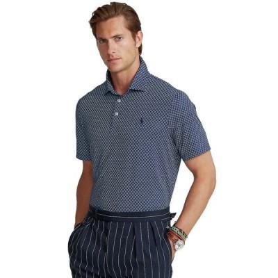 ラルフローレン シャツ トップス メンズ Men's Classic-Fit Performance Polo Shirt Sunset Foulard