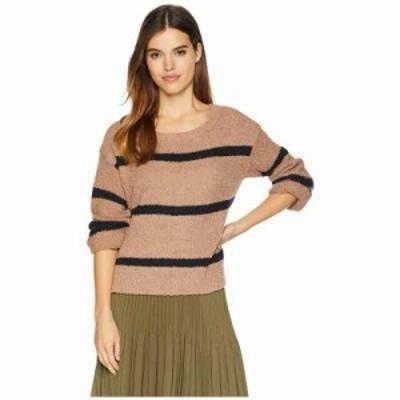 ビービーダコタ ニット・セーター Autrey Fuzzy Chenille Sweater Camel