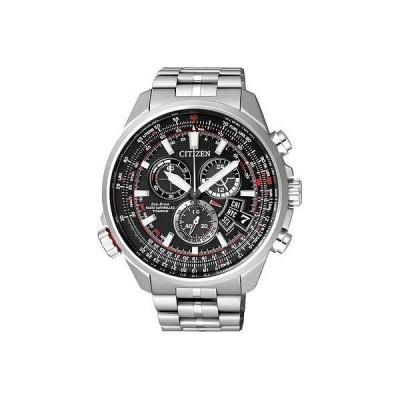 腕時計 シチズン Citizen エコドライブ クロノグラフ Radio Control チタニウム Sapphire Japan 腕時計 BY0121-51E
