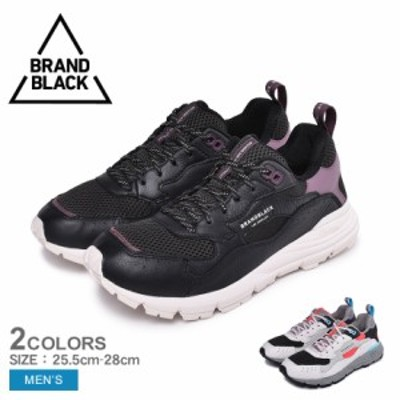 ブランド ブラック スニーカー メンズ シューズ 靴 ダッドスニーカー ダッドシューズ BRAND BLACK NOMO 428BB