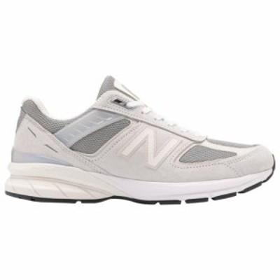 (取寄)ニューバランス メンズ シューズ 990v5 New Balance Men's Shoes 990v5  Nimbus Cloud Silver