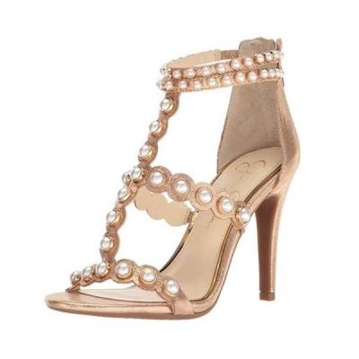 レディース 靴 コンフォートシューズ Jessica Simpson Women's Eleia Heeled Sandal Color Options