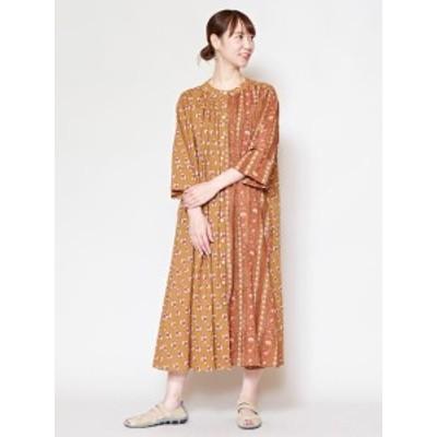チャイハネ 公式 《テテワンピース》 エスニック アジアン  ファッション ワンピース IDS-0213