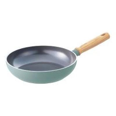 5%OFFクーポン対象商品 フライパン 24cm IH対応 グリーンパン GREEN PAN MAY FLOWER メイフラワー クーポンコード:V6DZHN5