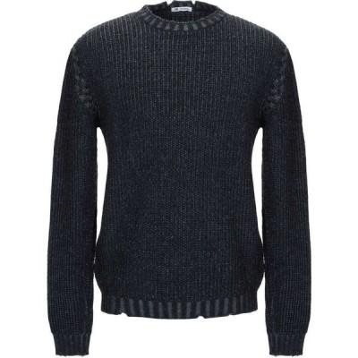 アイムブライアン I'M BRIAN メンズ ニット・セーター トップス sweater Dark blue