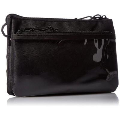 ベンデイビス ショルダーバッグ マルチトラベルショルダーバッグ スマホ対応 ポケット付き BDW-9166 BLACK