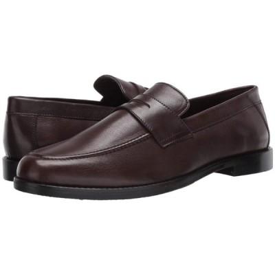 アンソニー ヴィア Anthony Veer メンズ ローファー シューズ・靴 Sherman Penny Loafer Chocolate Brown