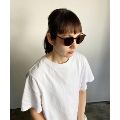 COMMON WARE / RE:COMMONWARE UV PROTECTION SUNGLASSES WOMEN ファッション雑貨 > サングラス