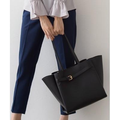 Pierrot / ベルトデザインハンドバッグ WOMEN バッグ > ハンドバッグ