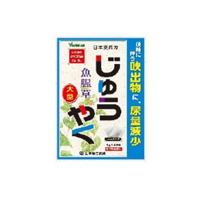 【第3類医薬品】山本漢方 日局 ジュウヤク 5g×48包<br>散剤 じゅうやく