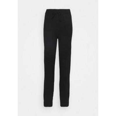 ドロシー パーキンス レディース カジュアルパンツ ボトムス BLACKLOUNGE TROUSER - Trousers - black black