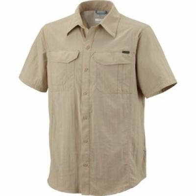 コロンビア 半袖シャツ Silver Ridge Shirts Fossil