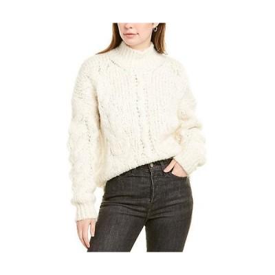 レディース ファッション  IRO Situla Alpaca & Mohair-Blend Sweater