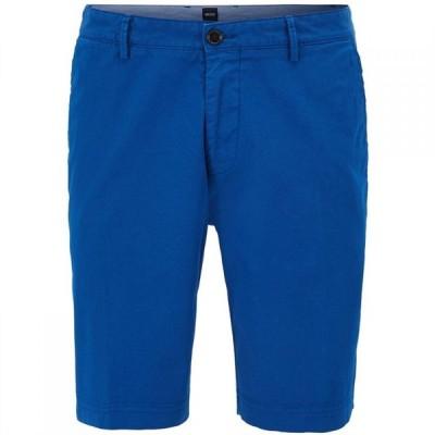 ヒューゴ ボス Boss メンズ ショートパンツ ボトムス・パンツ Crigan-Short-D Medium Blue