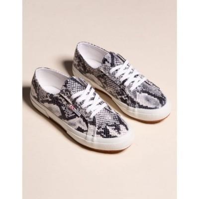 スペルガ SUPERGA レディース スニーカー シューズ・靴 2750 Pufanw Snake Shoes SNAKE