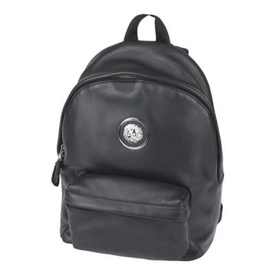 ヴェルサーチ VERSUS VERSACE メンズ バッグ backpack & fanny pack Black