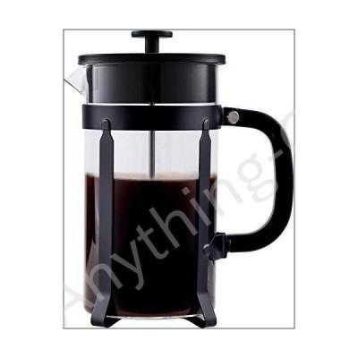 ★新品★Apexstone フレンチプレスコーヒーメーカー4レベルろ過システム、フレンチプレスホウケイ酸ガラス、フ