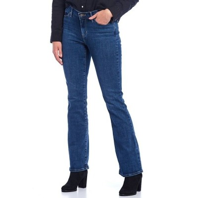 リーバイス レディース デニムパンツ ボトムス Levi's Classic Bootcut Jeans Lapis Awe