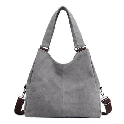 トートバッグ キャンバス  ハンドバッグ レディース バッグ 鞄 ビジネス  高品質 帆布 多機能 人気 大容量 A4 丈夫 収納 通学 旅行用