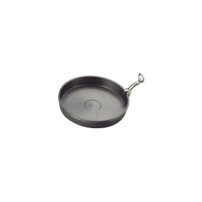 すきやき鍋 ハンドル付 鉄製 トキワ 201 16cm