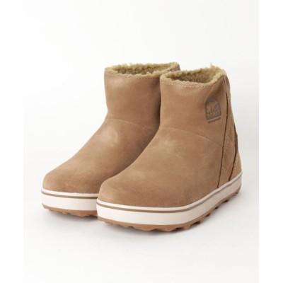 ムラサキスポーツ / 【SOREL/ソレル】 アウトドアブーツ 防水 防寒 防滑 GLACY SHORT LL5195 WOMEN シューズ > ブーツ