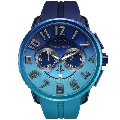 腕時計 Tendence テンデンス De'Color CHRONOGRAPH ディカラー 日本限定モデル クロノグラフ 腕時計 TY146101