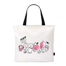 東風 BT21 環保購物袋音樂派對/太空漫步