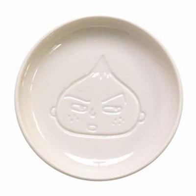 小倉陶器 小皿 ちびまる子ちゃん 絵が浮き出るしょうゆ皿 永沢くん 直径8.8cm CM-603