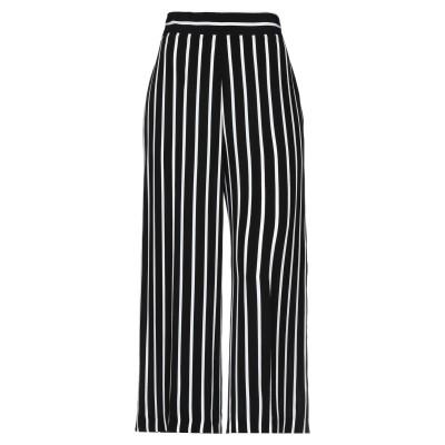 CLIPS パンツ ブラック M レーヨン 100% パンツ