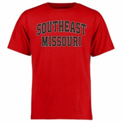 Fanatics Branded ファナティクス ブランド スポーツ用品  S.E. Missouri State Redhawks Red Everyday T-Shirt