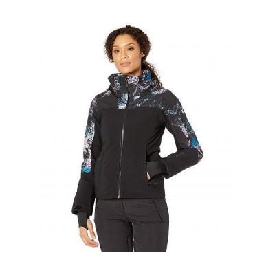 Spyder スパイダー レディース 女性用 ファッション アウター ジャケット コート スキー スノーボードジャケット Voice GTX Jacket - Black