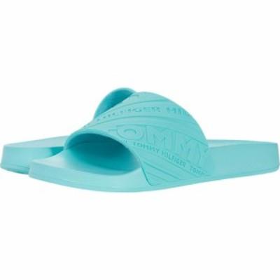 トミー ヒルフィガー Tommy Hilfiger レディース サンダル・ミュール シューズ・靴 Divi Turquoise