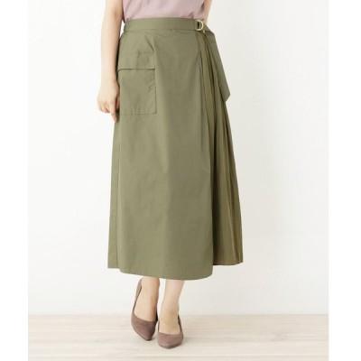 SOUP / スープ INNOWAVE タイプライター切替スカート