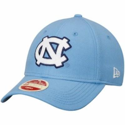 New Era ニュー エラ スポーツ用品  New Era North Carolina Tar Heels Carolina Blue Vintage Felt Tribute 49FORTY Flex Ha
