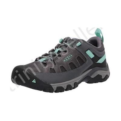 KEEN Women's Targhee Vent Hiking Shoe, Black, 9並行輸入品