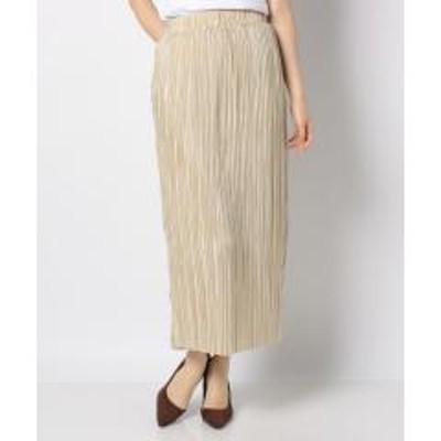 イングプリーツタイト/スカート