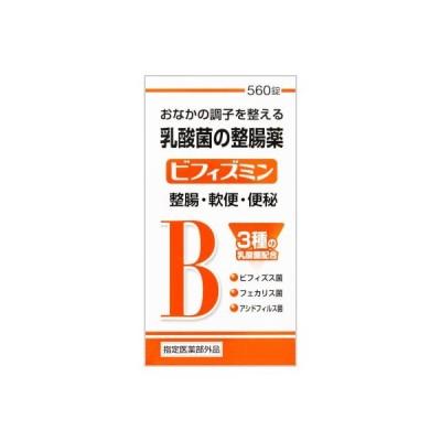 米田薬品 【指定医薬部外品】 ビフィズミン 560錠 新ビオフェルミンS錠と同成分 乳酸菌の整腸薬(4987469589221)